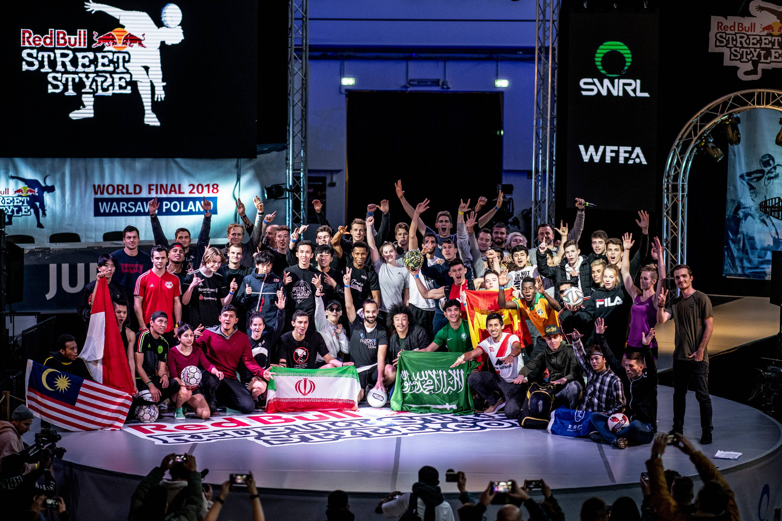 Qualification sets the stage for Freestyle Football World Championship