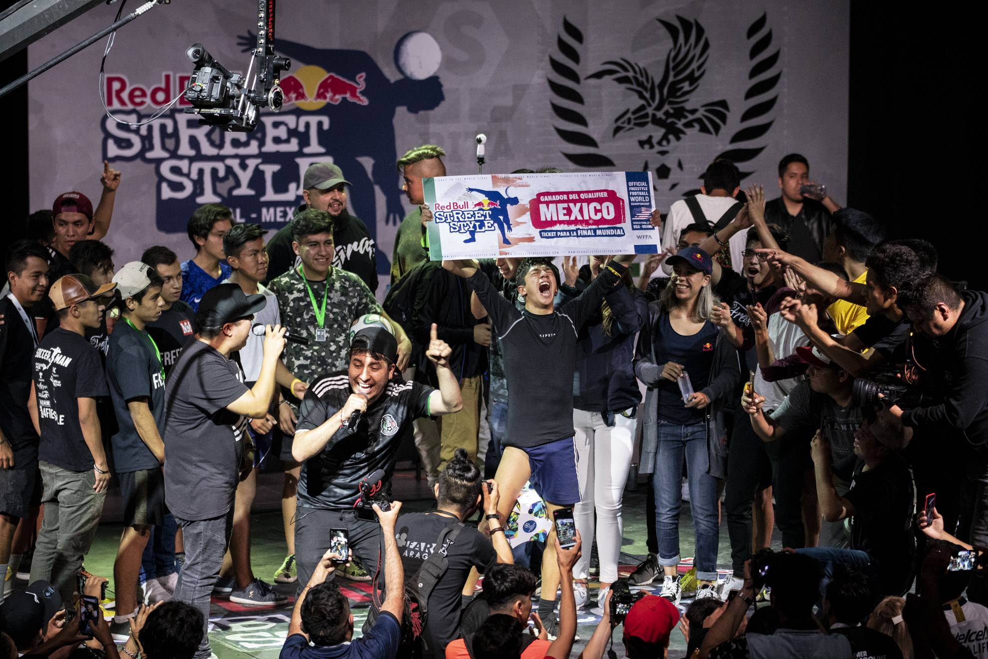 Best Of Freestyle Football at Red Bull Street Style