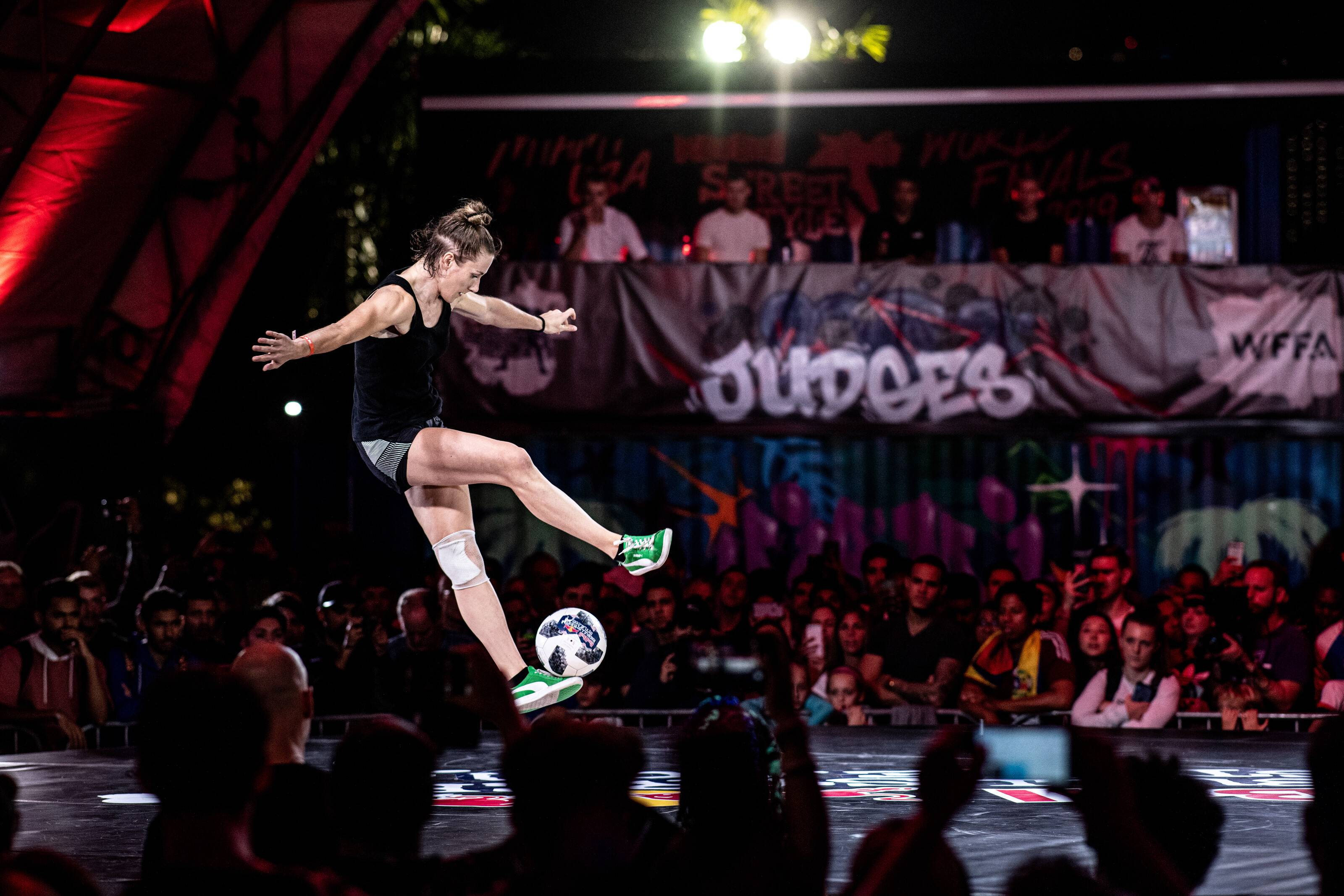 Exclusive interview with the new World Champions of freestyle football