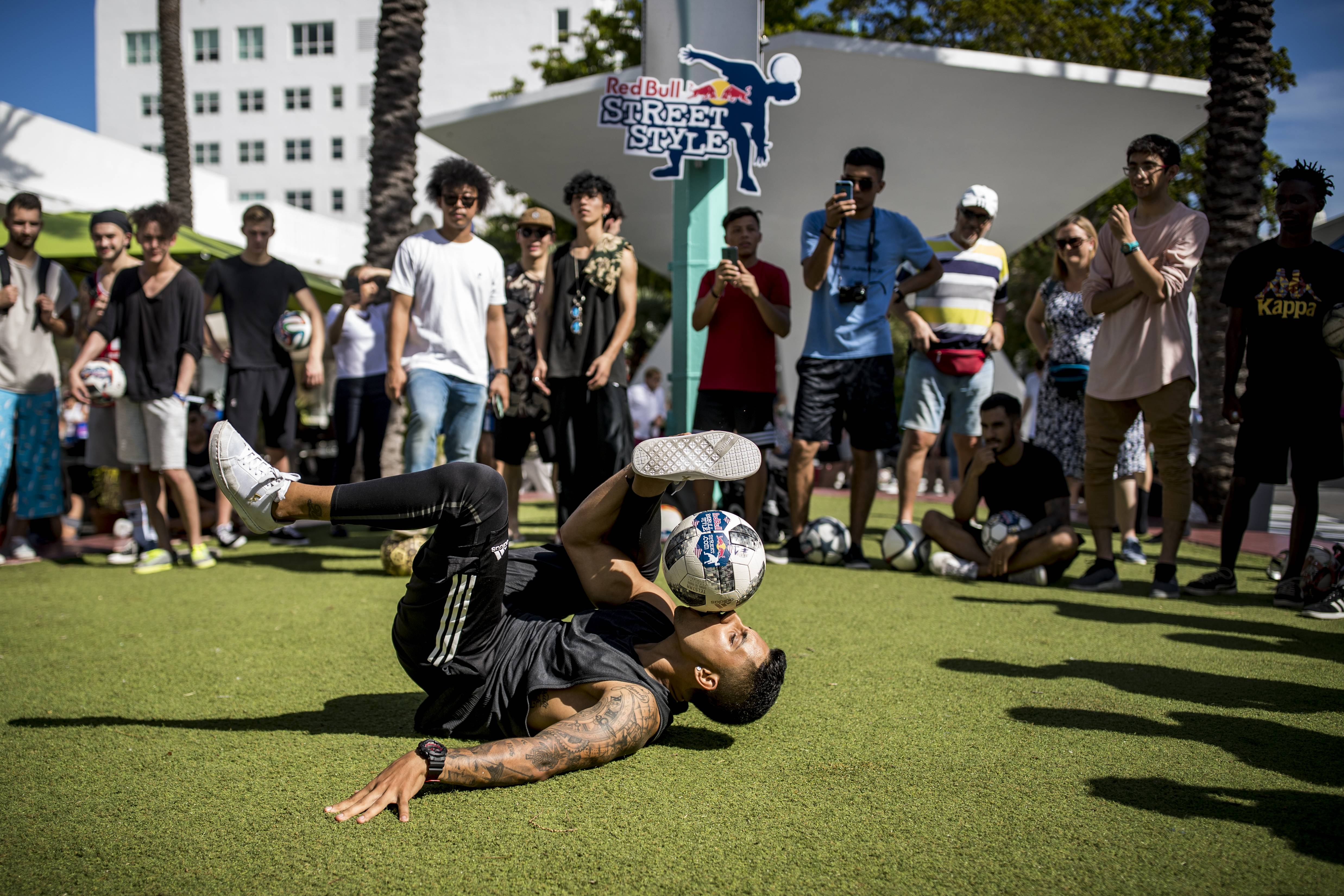 TOP ATHLETE BIOS, RED BULL STREET STYLE WORLD FINAL 2019