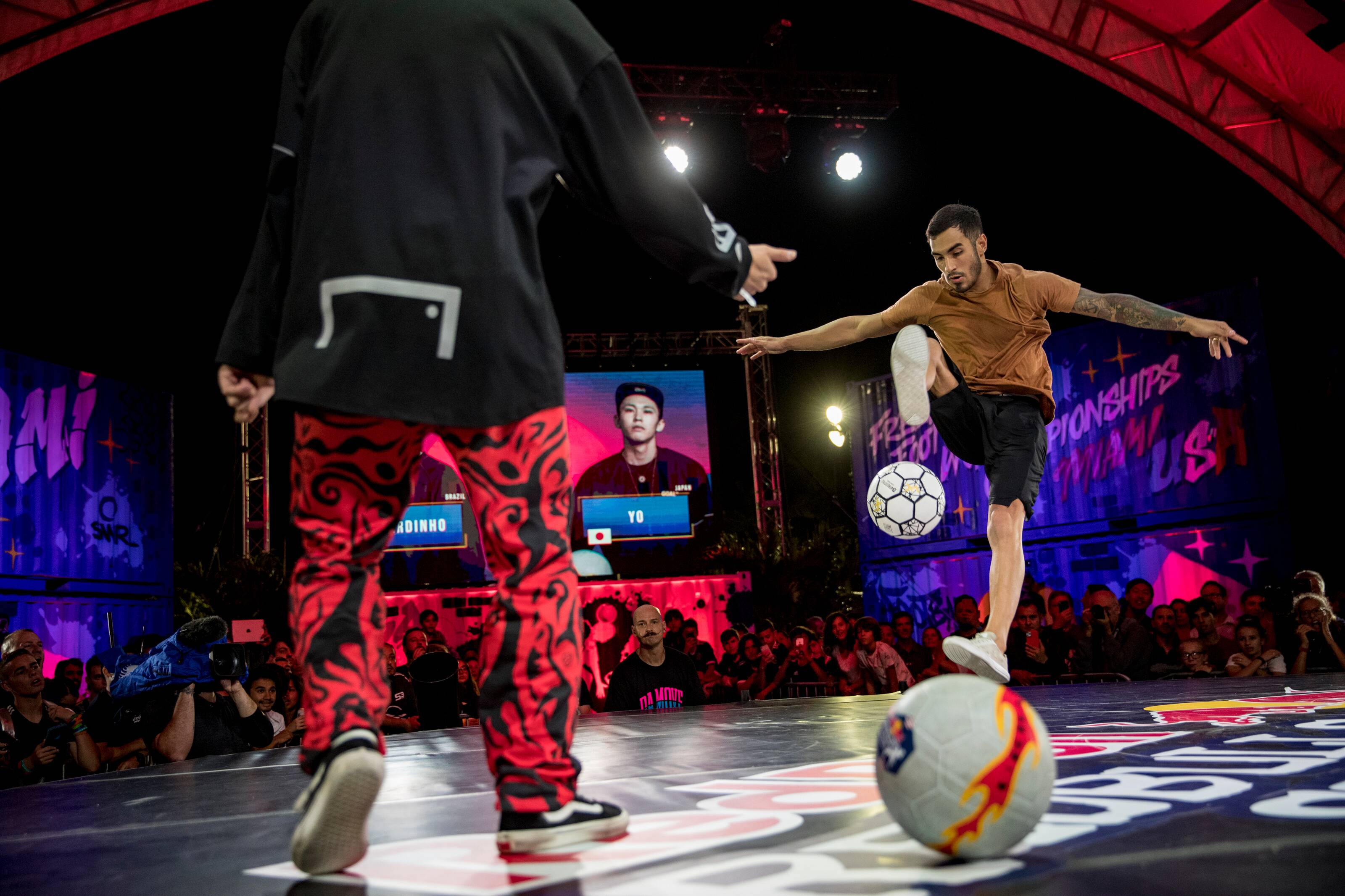 Ricardinho gives Brazil its first Red Bull Street Style World Championship