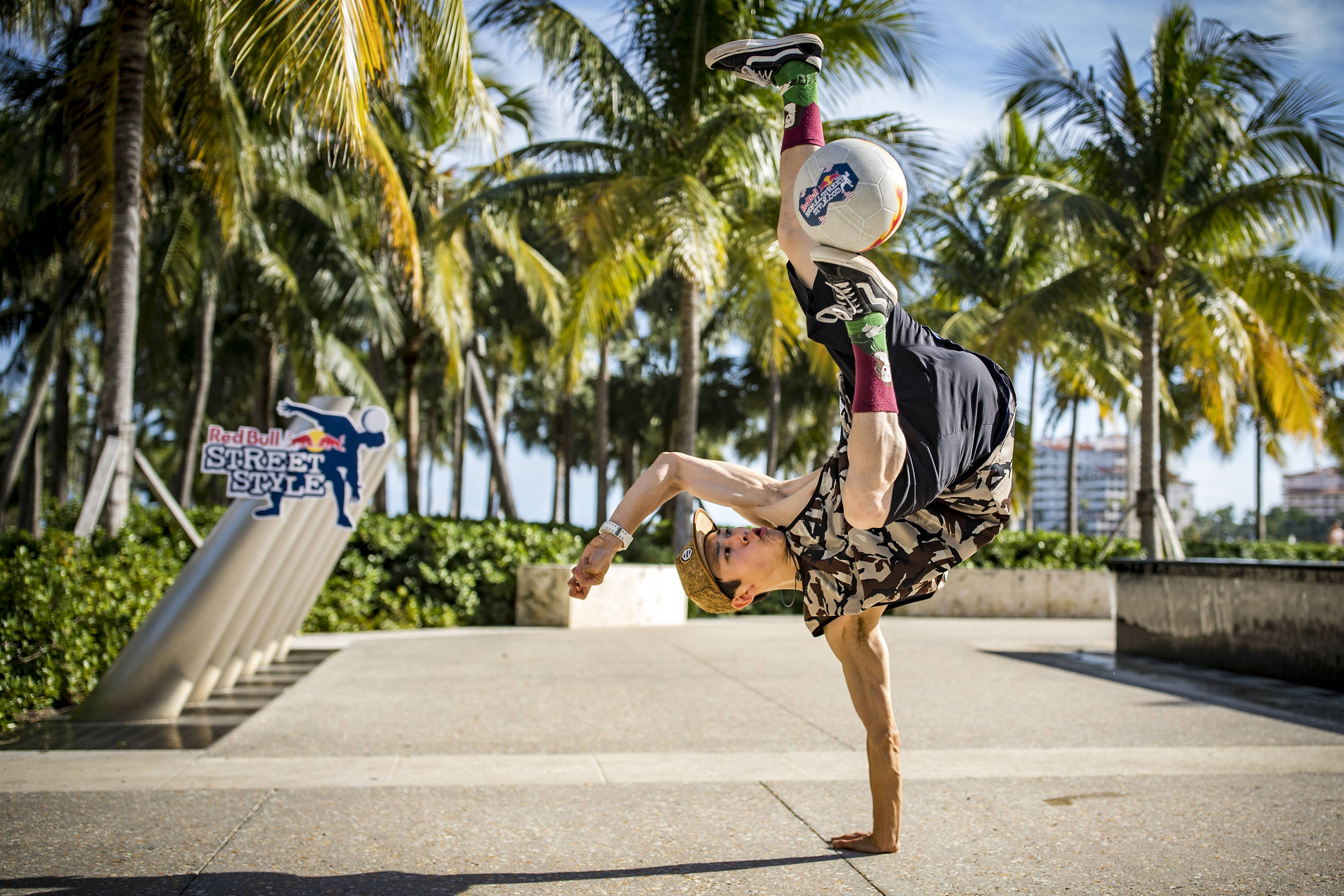 Qualifiers complete for Red Bull Street Style World Final 2019