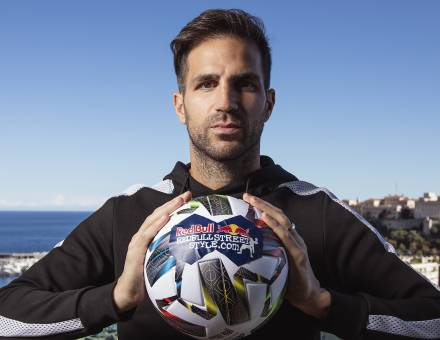 BREAKING: Football Superstar Cesc Fàbregas announced as Judge for The Best Trick competition