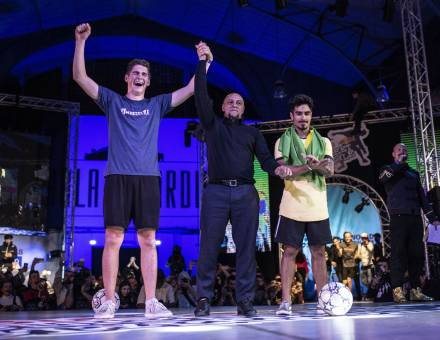 Erlend Fagerli from Norway wins Red Bull Street Style 2018